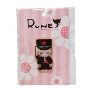 RUNE ルネ ピンズ おまわりさん 雑貨 お土産 プレゼント ギフト 母の日 父の日|dearbear