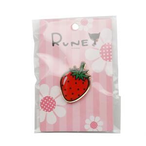 RUNE ルネ ピンズ ストロベリー 雑貨 母の日 プレゼント お土産|dearbear