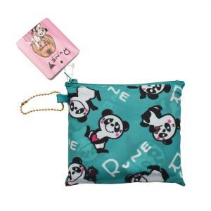 RUNE エコバッグ パンダ 雑貨 お土産 プレゼント ギフト 母の日 父の日|dearbear