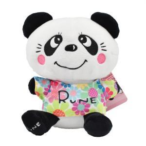 RUNE ルネパンダ M Tシャツ サンフラワー カラフル ぬいぐるみ 母の日 お土産 プレゼント|dearbear