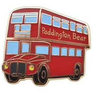 パディントン ピンズ ロンドンバス 雑貨 プレゼント ギフト 母の日 父の日|dearbear