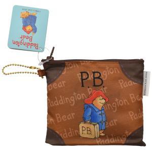 パディントン エコバッグ スーツケース 雑貨 母の日 プレゼント お土産|dearbear