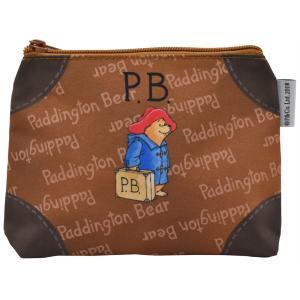 パディントン ポーチ スーツケース 雑貨 プレゼント ギフト 母の日 父の日|dearbear