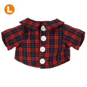 Bear Wear ベアウェア ロングシャツ チェック L|dearbear