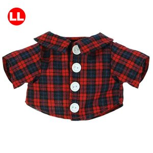 Bear Wear ベアウェア ロングシャツ チェック LL|dearbear