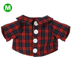 Bear Wear ベアウェア ロングシャツ チェック M dearbear