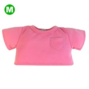 Bear Wear ベアウェア カラーTシャツ ピンク M|dearbear