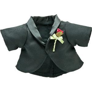 タキシードセット ブラック S ぬいぐるみ 服 プレゼント お祝い|dearbear|05