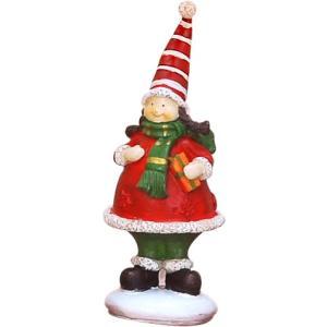 クリスマス オーナメント Antique デスク ガール飾り 装飾|dearbear