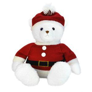 クリスマスセーターベア サンタ ダイアナ XL テディベア プレゼント ギフト|dearbear