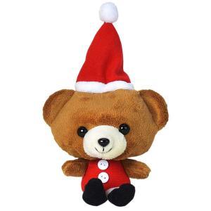 クリスマスマッシュルームベア サンタ ぬいぐるみ プレゼント ギフト dearbear