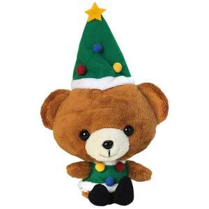 クリスマスマッシュルームベア ツリー ぬいぐるみ プレゼント ギフト dearbear