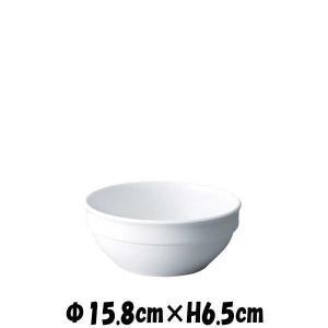 パーマナンス スタックボールLL 割れにくい強化硬質磁器 白い陶器磁器の食器 おしゃれな業務用洋食器 お皿中皿深皿 deardishbasara