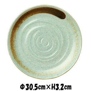 武蔵野 尺皿 陶器磁器の食器 おしゃれな業務用和食器 お皿大皿平皿|deardishbasara