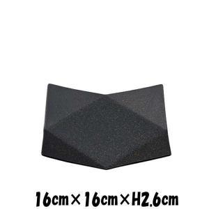 【サイズ】16cm×16cm×H2.6cm 【カラー】ブラック      ※画像と実際ではモニターや...