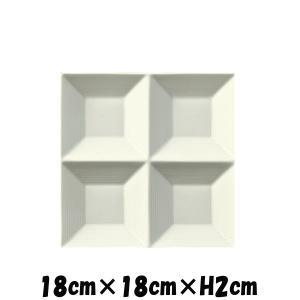 【サイズ】18cm×18cm×H2cm 【カラー】ホワイト      ※画像と実際ではモニターや光の...