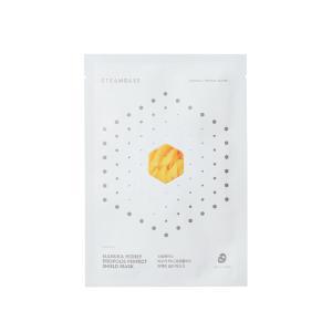 【正規輸入/国内発送】STEAMBASE マヌカハニープロポリス パーフェクトシールドマスク(10枚入り)|dearpalee