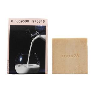 【正規輸入/国内発送】TOUN28 S14 フェイシャルソープ フォアミルク dearpalee