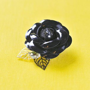ブラックフラワー|dears-hokusetsu