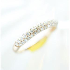 K18PGダイヤリング dears-hokusetsu