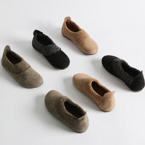 ◆素材:フェイクファー+スエード ◆フィッティングサイズ:230cm ◆カラー:黒(ブラック)、茶色...