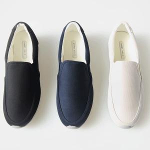 スリッポン レディース スニーカー ブラック 黒 アイボリー 厚底 カジュアル 婦人靴 レディースシューズ|deciliter