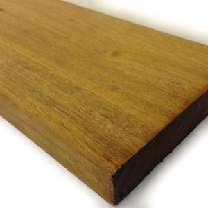 イタウバ  20×105×3900mm ウッドデッキ材 天然木材料 【床材 幕板】|decks