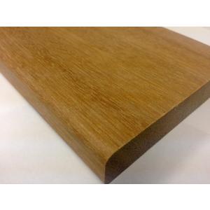 セランガンバツ 12×100×2000mm ウッドデッキ材  天然木材料 天然木材料 【フェンス 横張り】