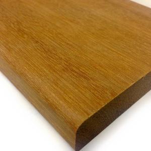 セランガンバツ 20×105×4000mm ウッドデッキ材 天然木材料 【床材 幕板】