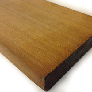 ウリン 20×120×2000mm ウッドデッキ材 天然木材料 【床材 幕板】