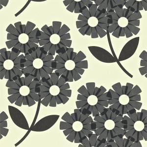 輸入壁紙 ORLAKIELY オーラカイリー Giant Rhodedendron 花柄 110412|decoall