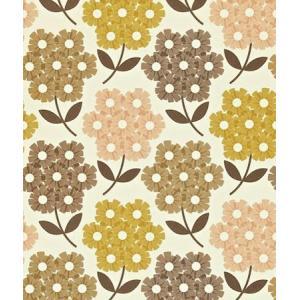輸入壁紙 ORLAKIELY(オーラカイリー) Rhododendron 花柄 110414|decoall