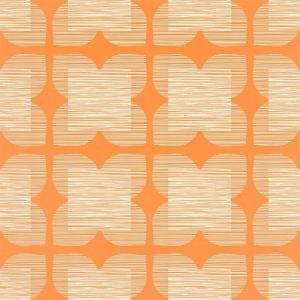 輸入壁紙 ORLAKIELY オーラカイリー Flower Tile 花柄 110422|decoall