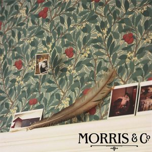 【壁紙スペック】 国:イギリス メーカー:MORRIS&CO 品番:210406 規格:52...
