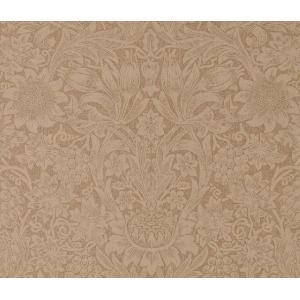 輸入壁紙 ウィリアムモリス PURE MORRIS(ピュアモリス) Pure Sunflower 216046 ゴールド 壁紙 |decoall