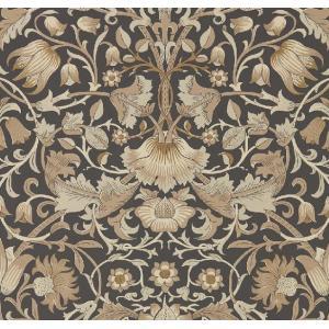 壁紙 ウィリアムモリス PURE MORRIS(ピュアモリス) Pure Lodden ピュアロデン  216027 グレー 輸入壁紙|decoall