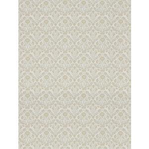 壁紙  ウィリアムモリス ベルフラワーズ MORRIS「コレクター」 216437 ゴールド ベージュ  花柄 輸入壁紙|decoall