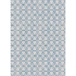 輸入壁紙  ESPOIR NEW AGE  国内在庫 22711 グレー ブルー 幾何学 モダン SIRPI テシード DIY |decoall