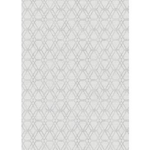 輸入壁紙  ESPOIR NEW AGE  国内在庫 22712 グレー 幾何学 モダン SIRPI テシード DIY |decoall