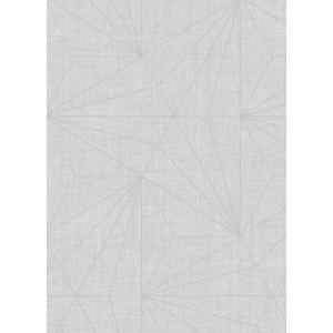 輸入壁紙  ESPOIR NEW AGE  国内在庫 22763 グレー 幾何学 モダン SIRPI テシード DIY |decoall