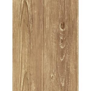 輸入壁紙  ESPOIR NEW AGE  国内在庫 2767-01442 ブラウン 木目調 BREWSTER テシード DIY |decoall