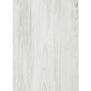 輸入壁紙  ESPOIR NEW AGE  国内在庫 2767-64228 白 木目調 BREWSTER テシード DIY |decoall