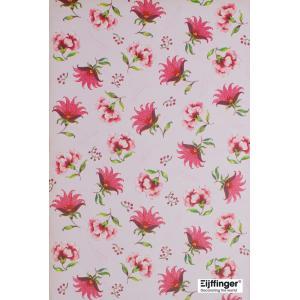 輸入壁紙(不織布) TECIDO YOSOY 花柄ピンク 331512|decoall