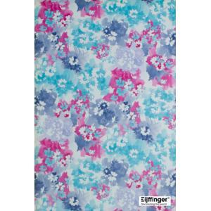 輸入壁紙(不織布) TECIDO YOSOY 花柄ブルー 331523|decoall