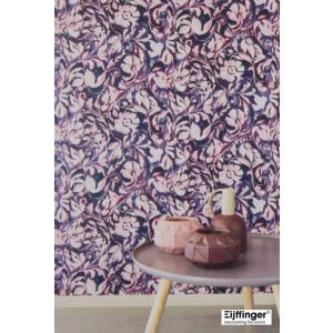 輸入壁紙 花柄ピンク フリース製 Eijffinger(アイフィンガー)|decoall