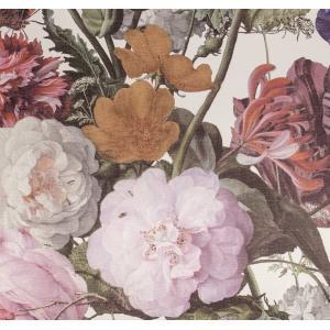 輸入壁紙 MASTERPIECE 花柄 ホワイト 358006|decoall