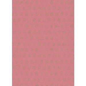 PIPSTUDIO4  375034 輸入壁紙 昆虫柄 ピンク ゴールドてんとう虫 キッズ こども部屋  DIY 貼ってはがせる オランダ製 10m巻|decoall