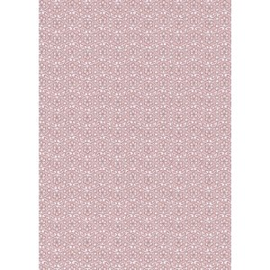 PIPSTUDIO4  375053 輸入壁紙 小花柄 ピンク  DIY 貼ってはがせる オランダ製 10m巻|decoall