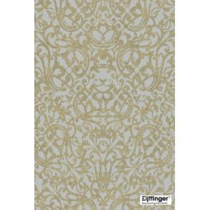 輸入壁紙  FUSION 382502  テシード ダマスク ミントグリーン ゴールド  国内在庫品 クロス はがせる 10m巻 壁紙 |decoall