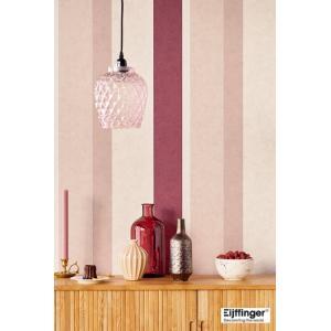 輸入壁紙  FUSION 382551  テシード ストライプ レッド ピンク  国内在庫品 クロス はがせる 10m巻 壁紙 |decoall